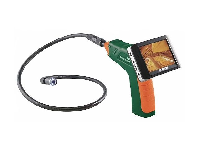 Video Borescope / Wireless inspection camera DVR BR200