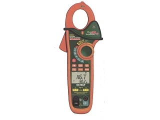 400A AC Dual Input K Thermocouple Clamp Meter