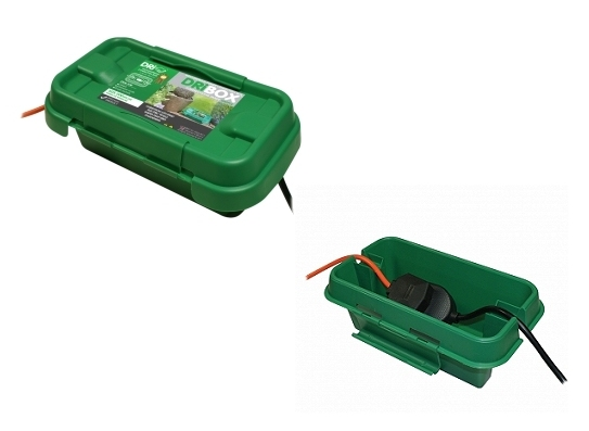 Dribox 200 Weatherproof outdoors electrical enclosure