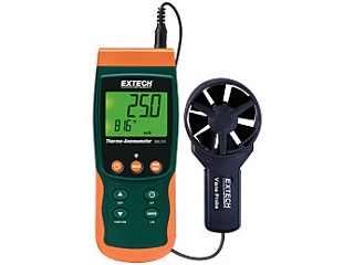 Extech Vane Thermo-Anemometer / Datalogger