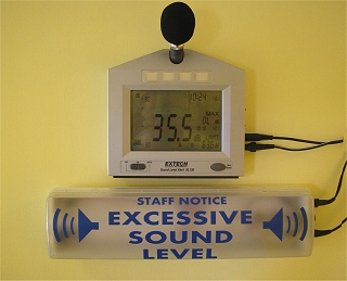Extech Sound Level / Noise Monitor Kit (Public)