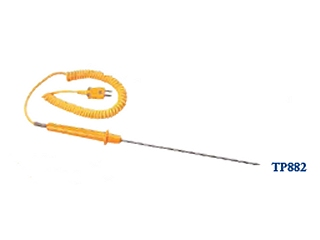 High Temperature Penetration Probe