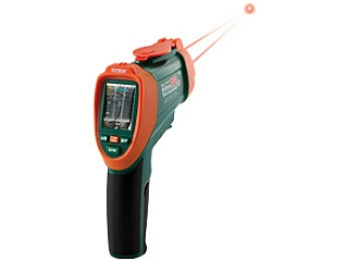 Extech VIR50 Digital Laser Video IR Thermometer